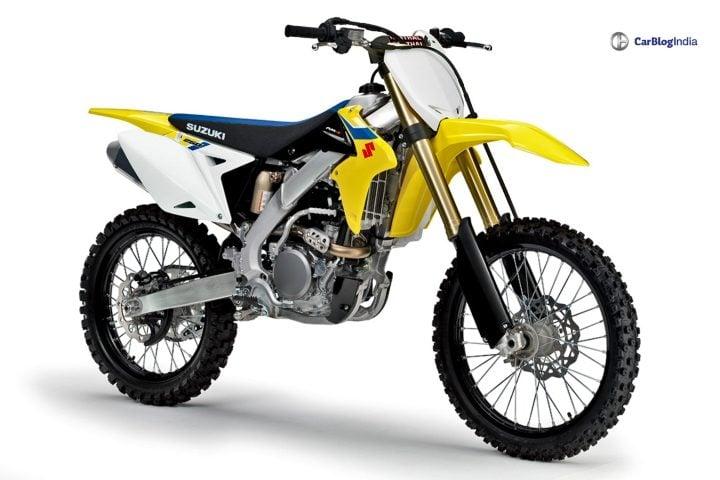 Suzuki RMZ 250 front image