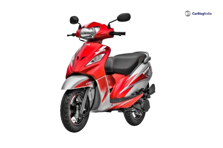 2018 TVS Wego launched with minor updates- Prices