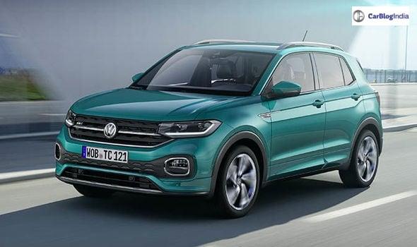 Volkswagen T-Cross Official (1)