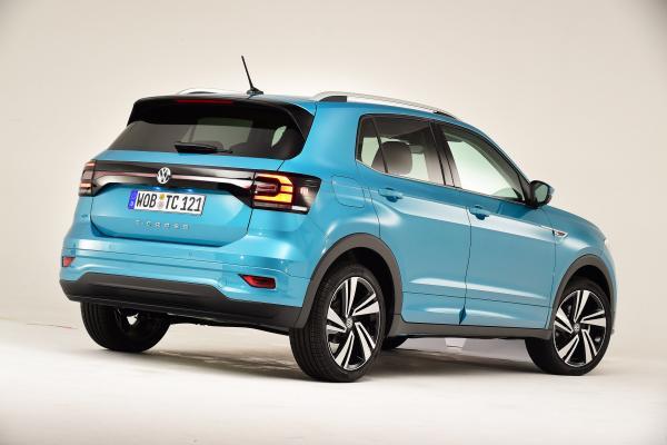 Volkswagen T-Cross Official