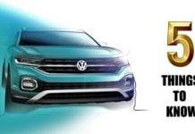 Volkswagen T-Cross social image