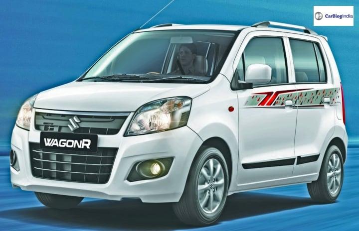 Maruti Wagon R Limited Edition
