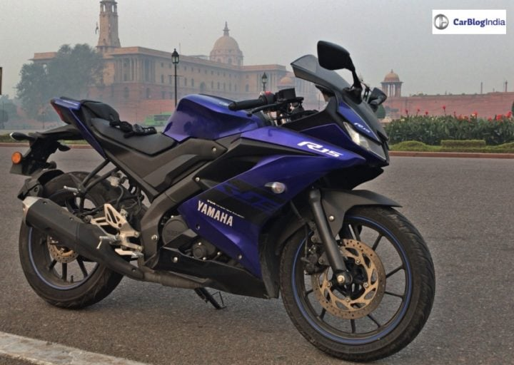Yamaha R15 V3 Review - An affordable everyday sportsbike