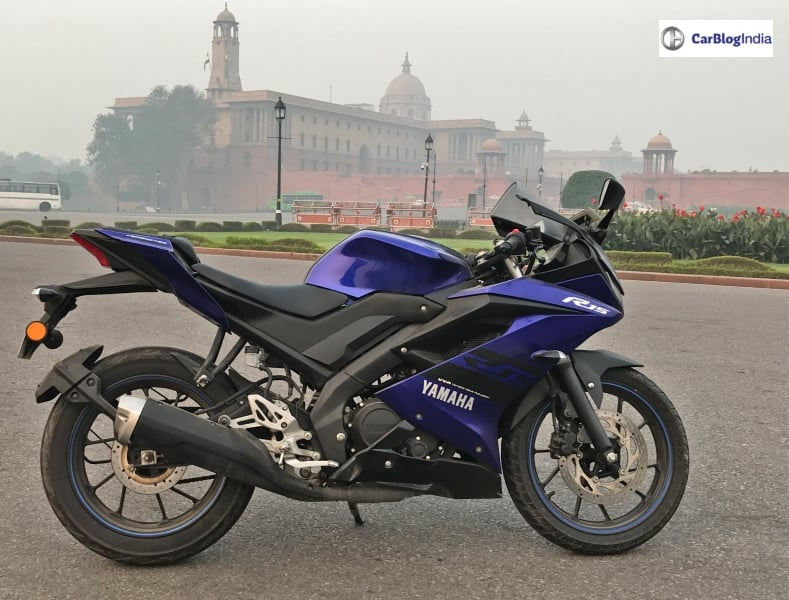 Yamaha R15 V3 Price In India, Mileage, Top Speed, Features & Specs