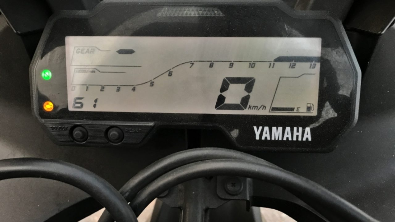 Yamaha FZ and YZF to soon get Bluetooth enabled instrument