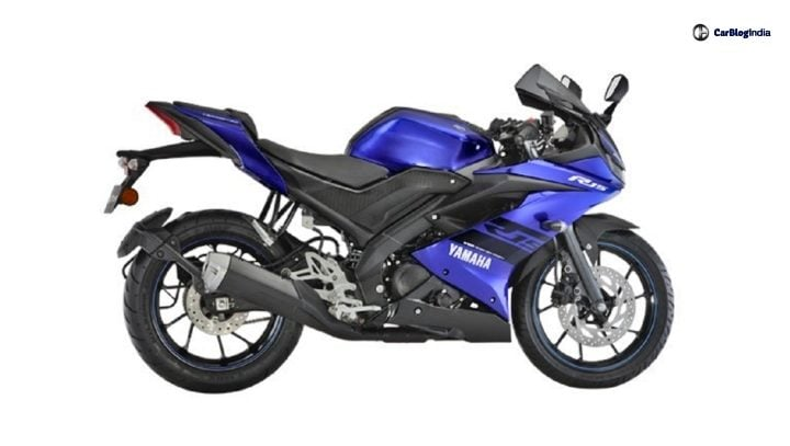 Yamaha R15 V3 ABS image