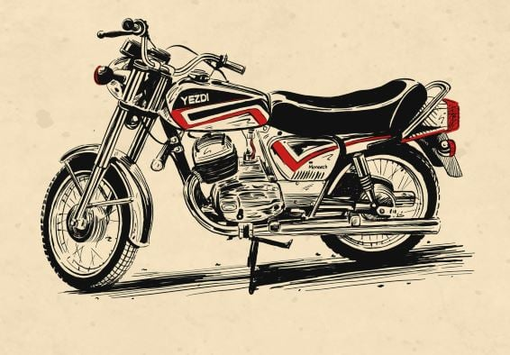 Legendary Yezdi 350 Series Might Relaunch In 2018 - We Explain