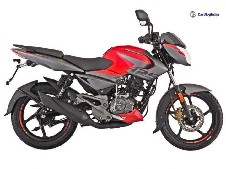 bajaj pulsar ns 125 india image