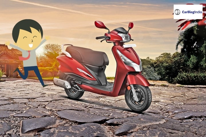 Hero Destini 125 India launch date confirmed for 22nd October