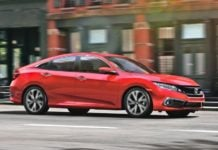 honda civic side image