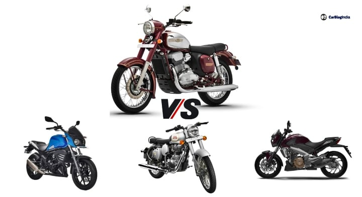 Jawa 300 Vs Competiton – Everything you need to know