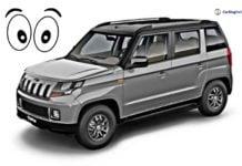 mahindra tuv 300 facelift image