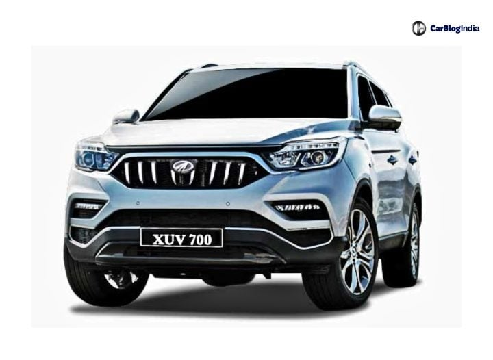 mahindra xuv 700 front featured image