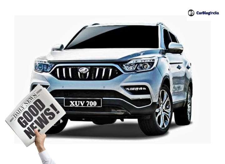 Mahindra XUV 700 India launch scheduled for 19th November!