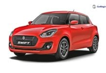 maruti swift front image