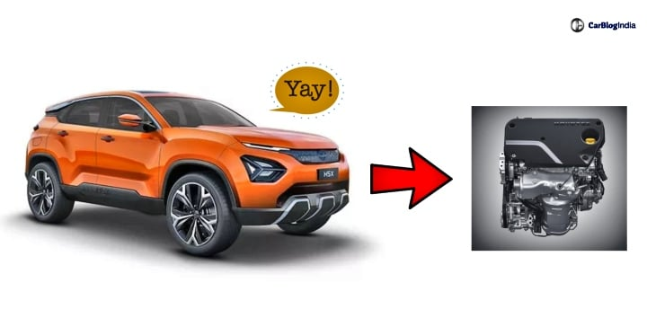 Tata Harrier to get a new 2.0 Litre KYROTEC diesel engine with Multi-Drive modes