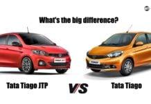 tata tiago jtp vs tata tiago competition image