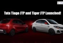 Tata Tiago JTP and Tigor JTP