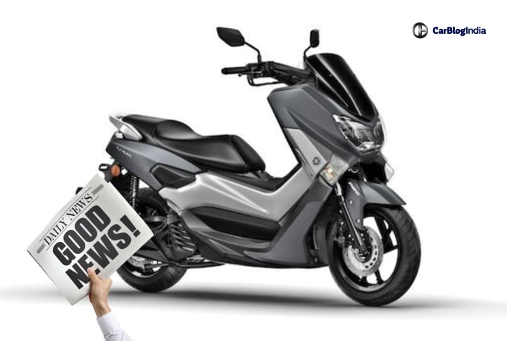 Yamaha Nmax scooter in works; to rival Aprilia SR150
