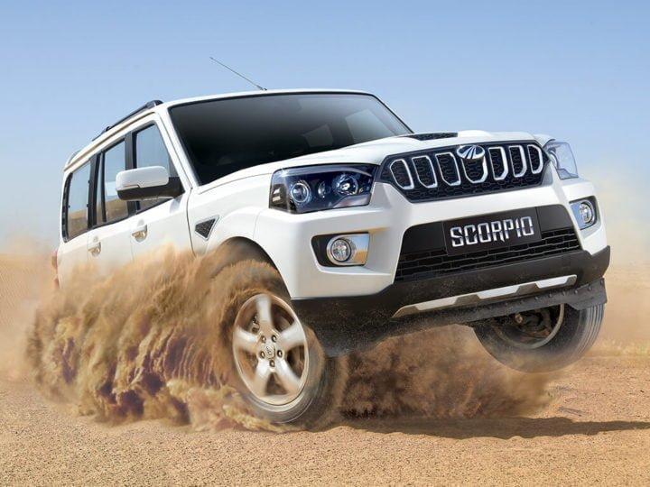 Price Of Car In India Scorpio