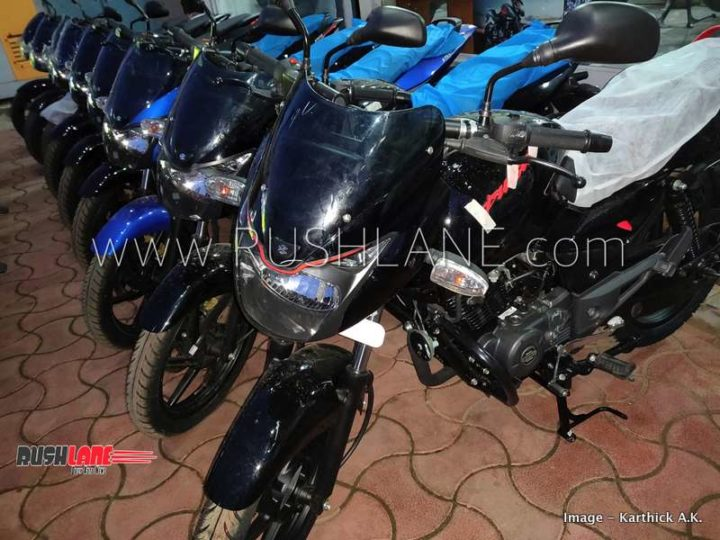 New Bajaj Pulsar 150 special edition launching soon- Spy Images