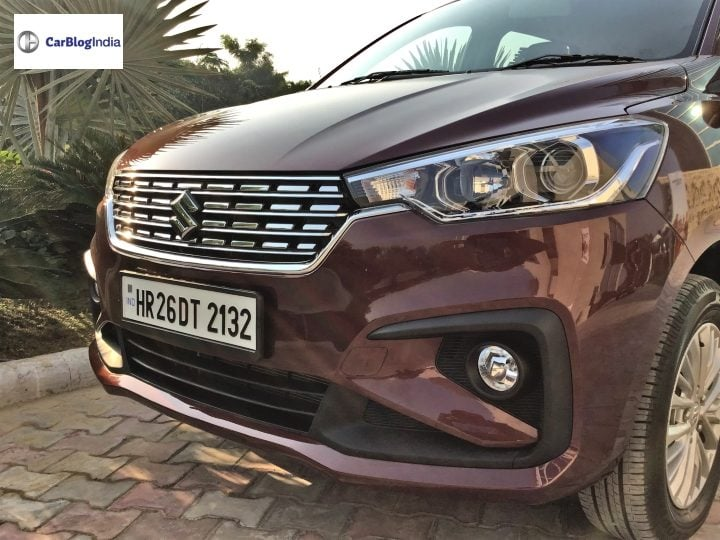 2018 maruti ertiga review six image