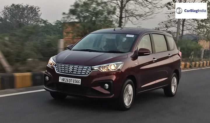 2018 maruti ertiga review twentfiv image