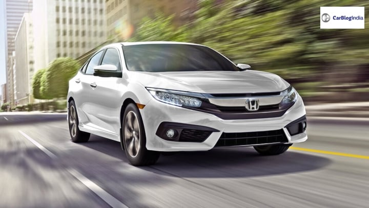 2019 Honda Civic india image