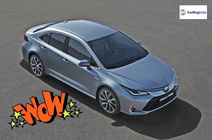 2019 Toyota Corolla makes its global debut!