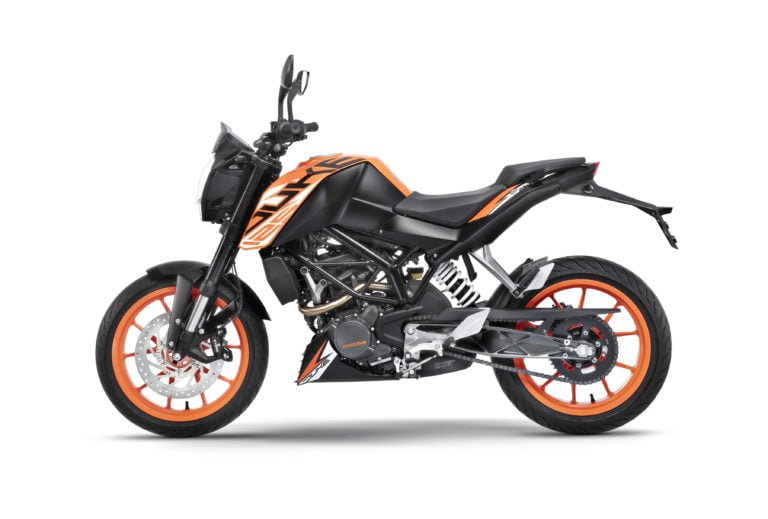 KTM RC125 And Duke 125 See Another Price Hike – Details