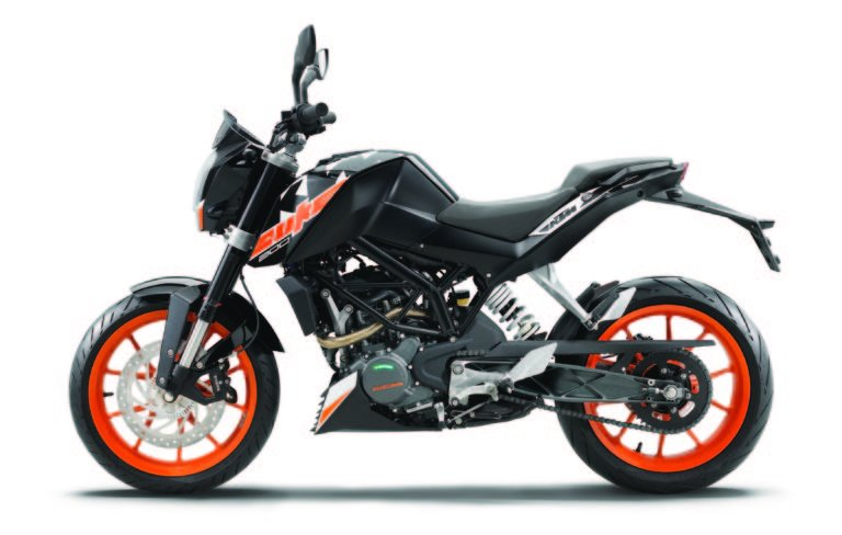 KTM Duke 200 To Receive An Update In Early 2020 – Report