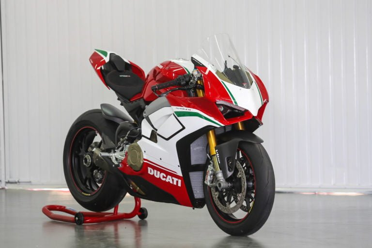 Ducati Panigale V4 Speciale deliveries begin in India