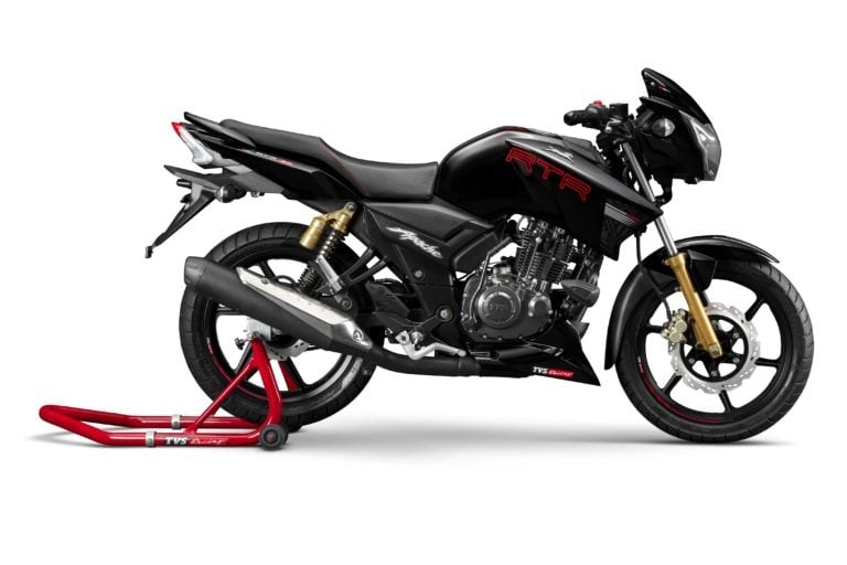 TVS Has Yet Again Hiked The Price of the BS6 Apache RTR 180 by Rs 2,500