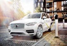 Volvo XC90 Hybrid