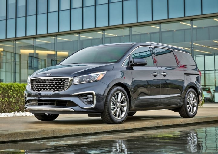 Carnival MPV could be Kia's second launch after SP2i SUV in India!