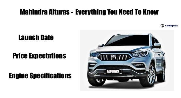 mahindra Alturas image