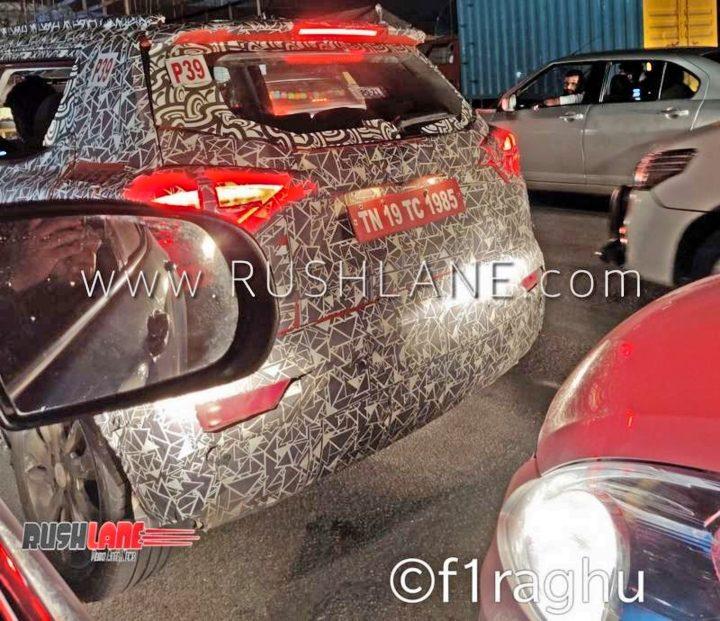 mahindra s201 rear image