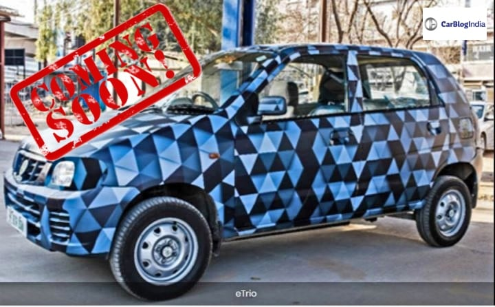 Maruti Alto 800 with retrofitted all-electric kit launching soon!
