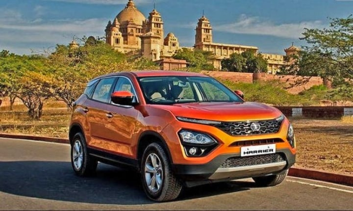 Tata Harrier complete specifications, features and equipment list revealed!