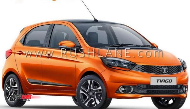 Tata Tiago midlife update and feature details leaked!