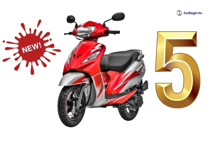 New 2019 TVS Wego- Five Things You Need To Know