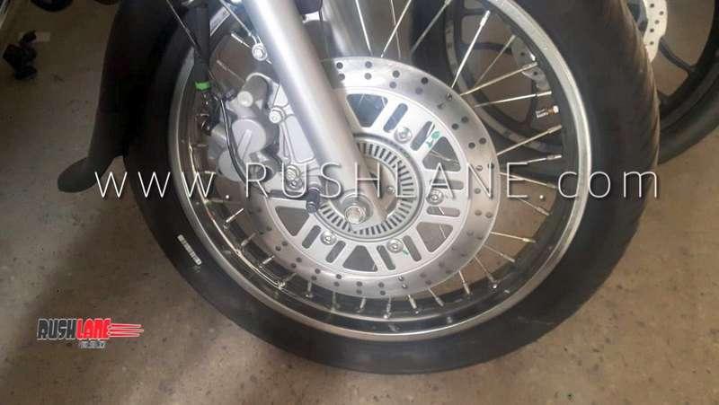 2019 Bajaj Avenger 220 ABS