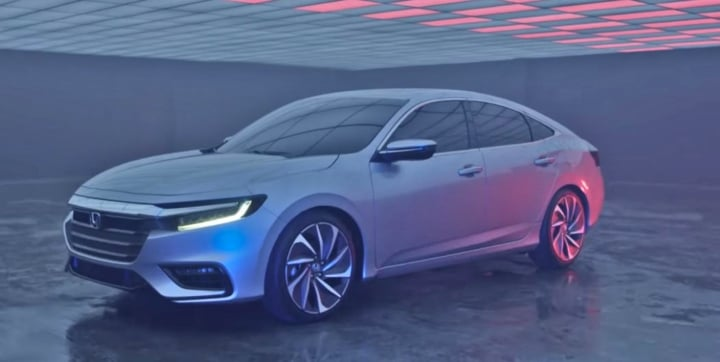 2019 honda city side image