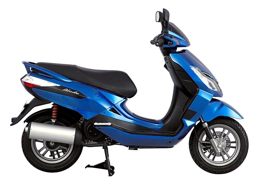 Bajaj Urbanite Electric Scooter
