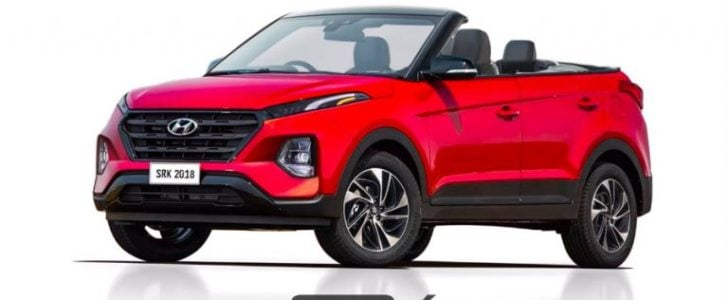 Hyundai Creta Convertible
