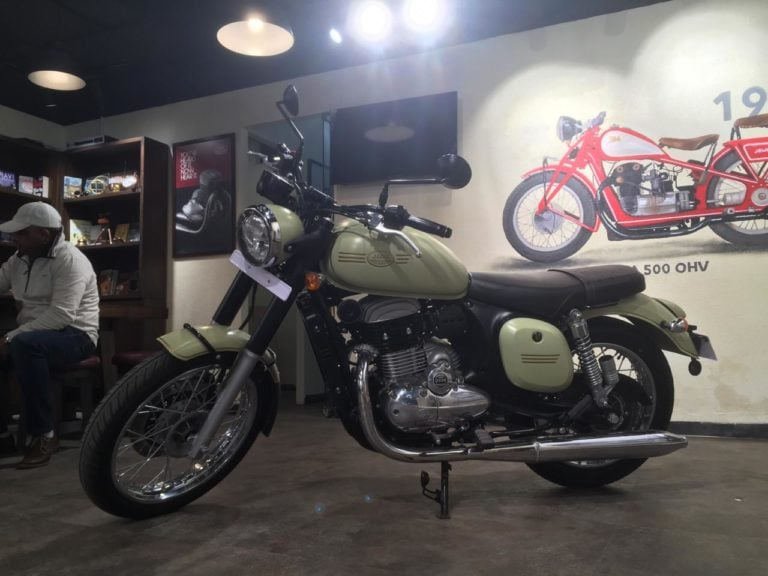 Finally, the deliveries of Jawa Motorcycles to commence this week
