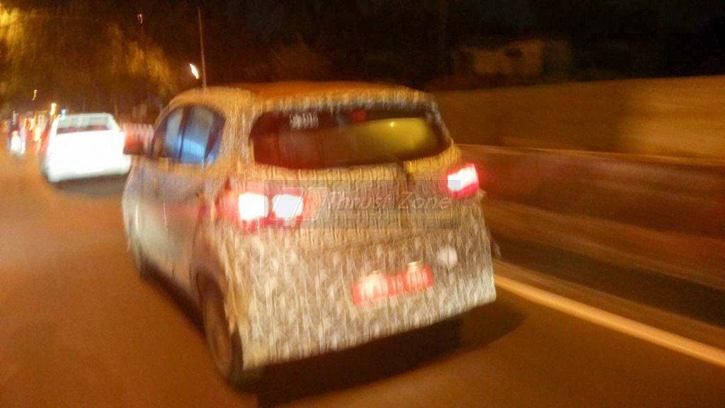 Mahindra KUV 100 EV