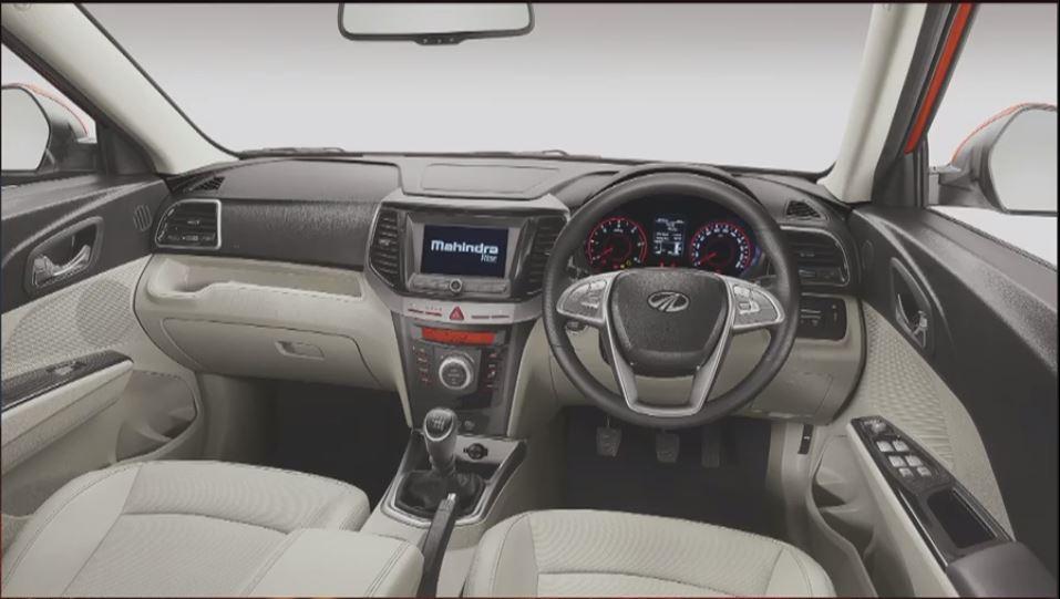 Mahindra XUV 300 Interior
