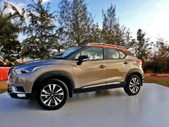 Nissan Kicks front side image