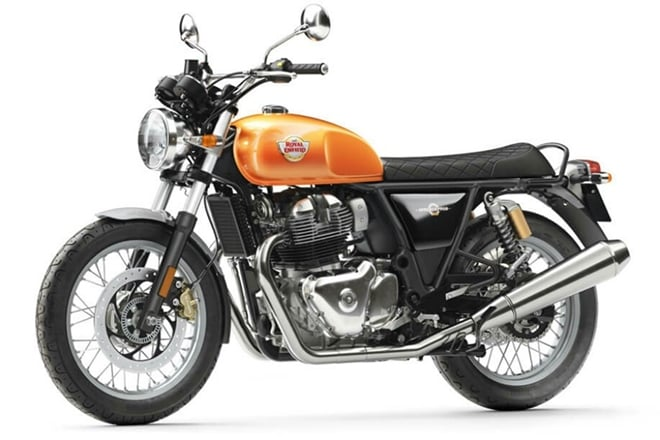Royal Enfield Continental Gt 650 Complete Accessory List Out